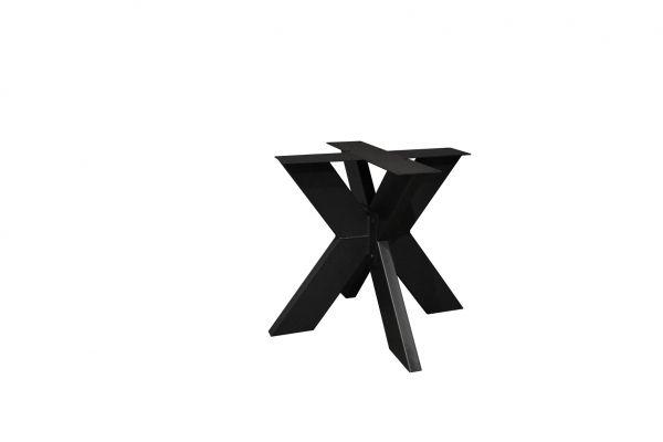 Tischgestell Rex Finline Rund Stahl 4 Farben