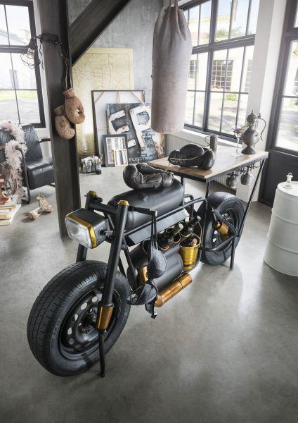 Motobike-Bar Unikat Metall Vintage
