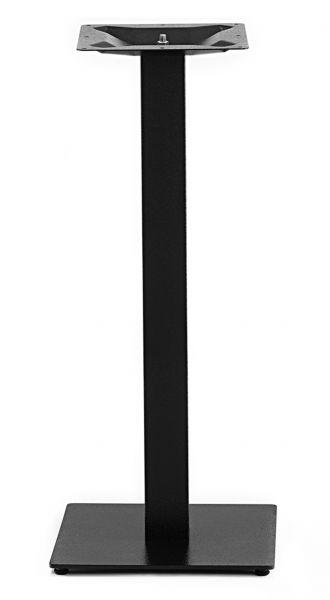 Stehtisch Gastro Solo Metall schwarz
