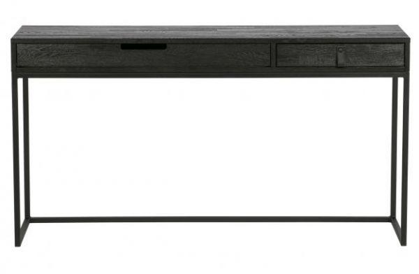 Schreibtisch Silas Eische schwarz