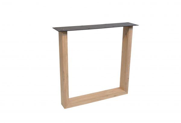 Tisch Gestell Woodline Fineline U Eiche