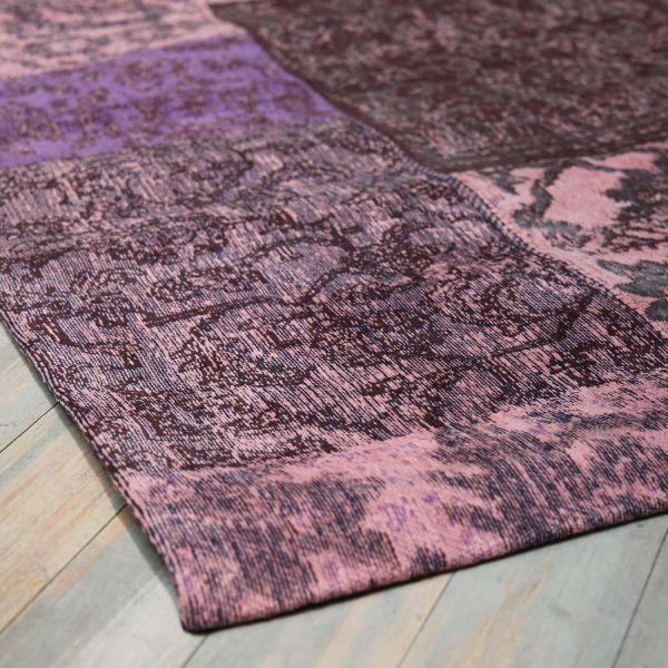 Teppich ARABESQUE lila 160 x 230 cm
