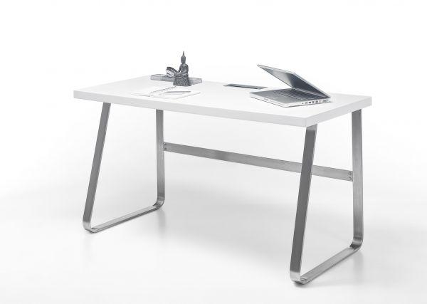 Schreibtisch BENO II MDF matt lackiert