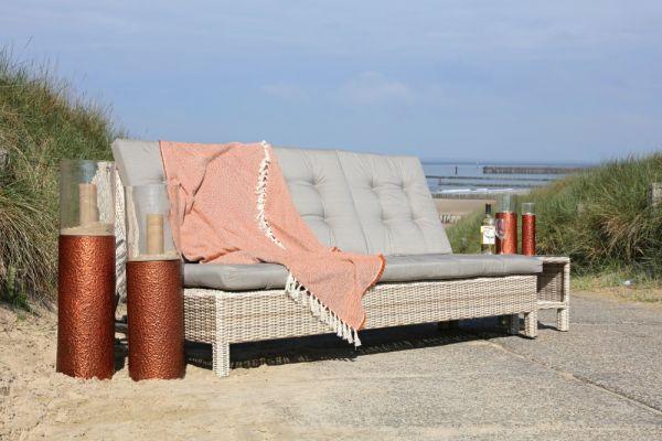 Outdoor Tagesbett Soho Beach inkl. Kissen