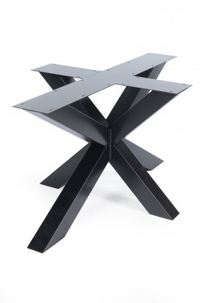 Tischgestell Rex Regular Stahl in 4 Farben