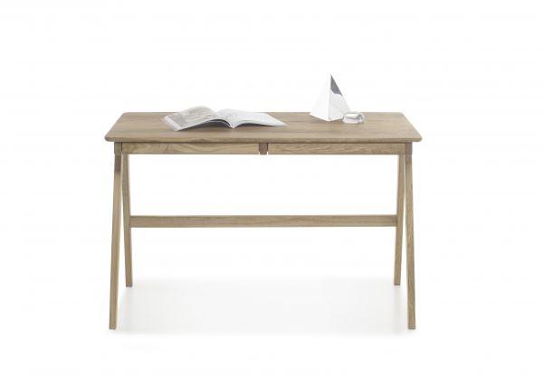 Schreibtisch DELIA Asteiche massiv, geölt