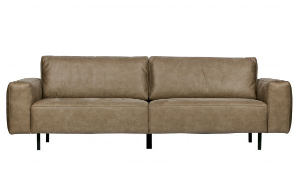 3-Sitzer Sofa Rebound Bezug Microfaser cappuccino