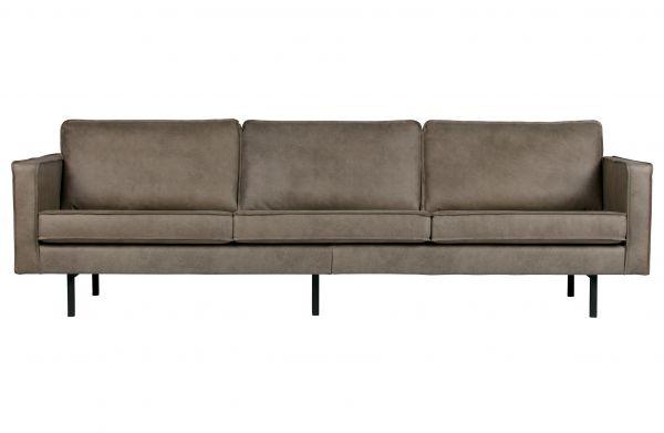 Sofa Rodeo 2,5 oder 3-Sitzer Bezug Stoff elephant skin
