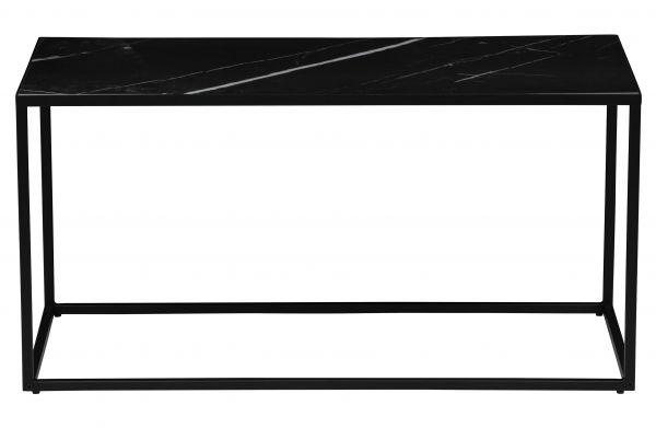 Couchtisch Side Marmoroptik Porzellan Platte