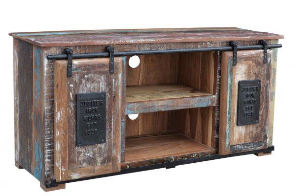 Lowboard Jupiter Holz Vintage