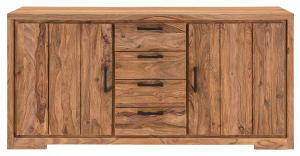 Sideboard SANAM Sheesham Holz Natur
