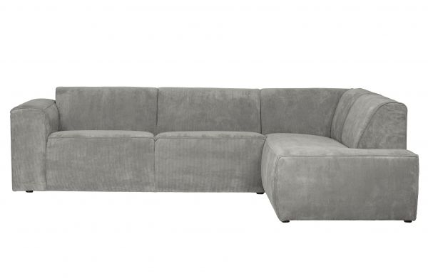 Ecksofa Luna II Bezug weathered green