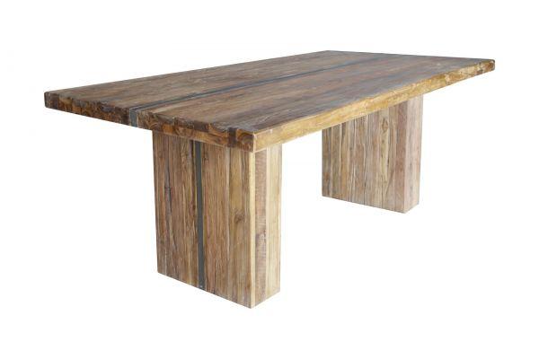 Esstisch Banda Teak-Holz Massiv