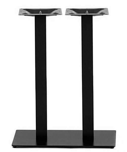 Stehtisch Gastro Duo Metall schwarz
