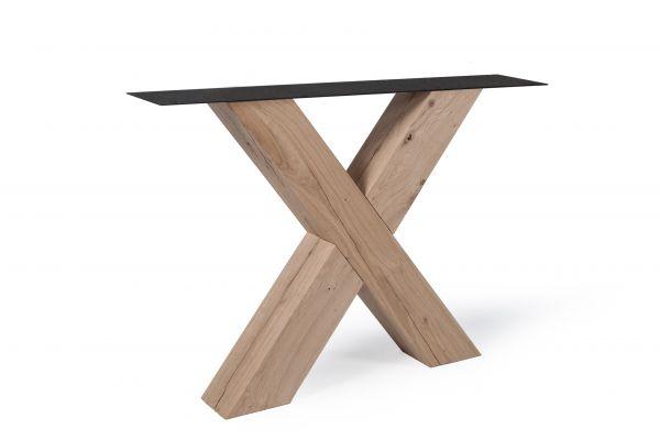 Tischgestell Woodline Regular X Eiche