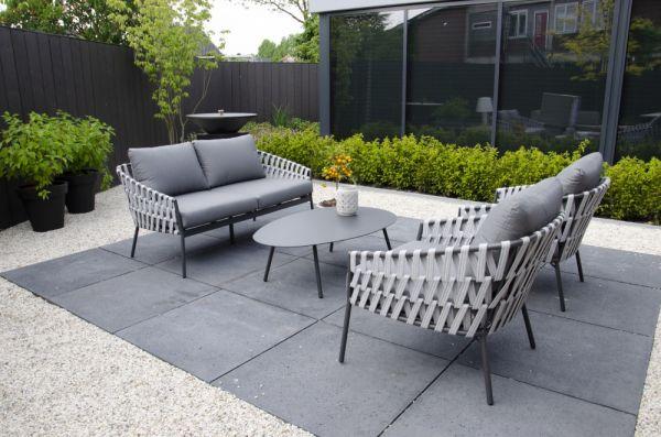 Outdoor Lounge Set Maimi anthrazit