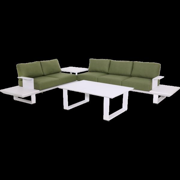 Outdoor Eck Lounge Set Rundeck