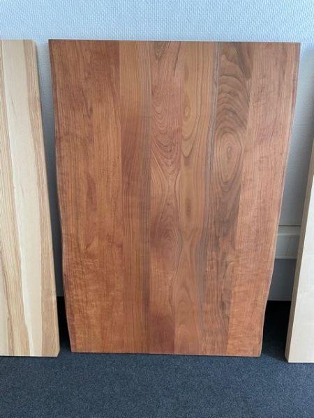 Tischplatte Kirschbaum Massiv 40 mm