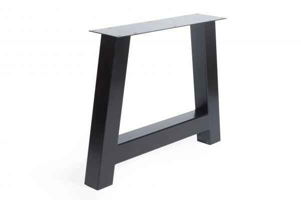 Tischgestell A-Regular 2er Set aus Stahl