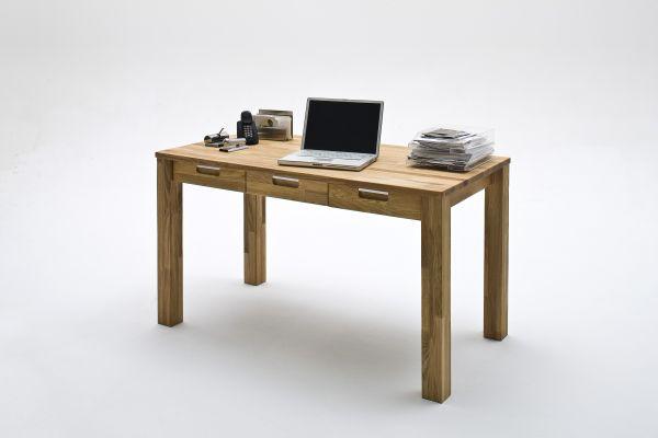 Schreibtisch Mila DESK massiv, geölt, gewachst