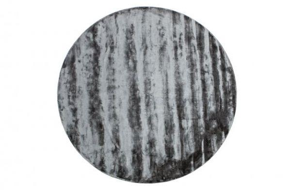 Teppich Raval grau Rund ø250
