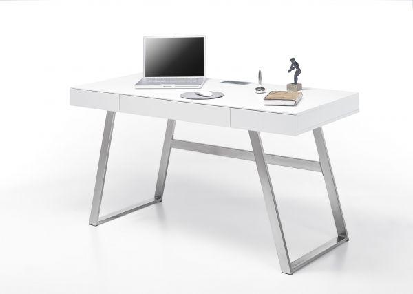 Schreibtisch ASPEN MDF matt lackiert