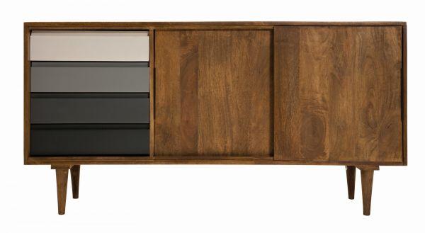 Tom Tailor Sideboard Mango Holz Mit 4 Schubkasten Sideboard