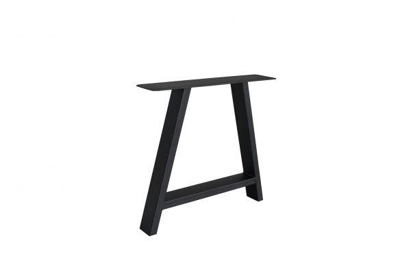 Tischgestell A Fineline 2er Set aus Stahl in 4 Farben