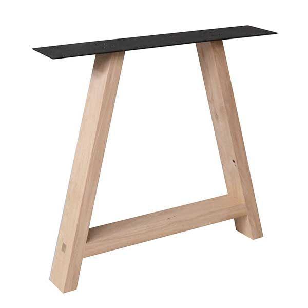 Tisch Gestell Woodline Fineline A Eiche