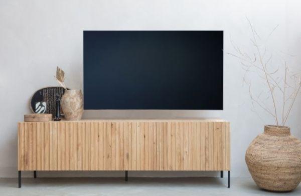 TV- Lowboard ravure Eiche Natur FSC®