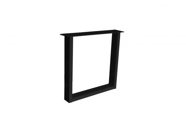 Tischgestell U Fineline 2er Set Stahl in 4 Farben
