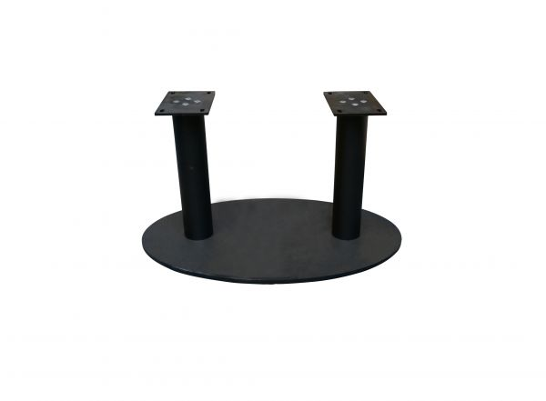 Couchtisch Gestell Athene Mini Stahl schwarz